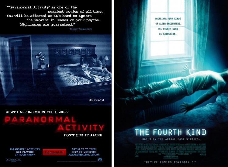 actividad paranormal vs cuarto contacto arnomendoza